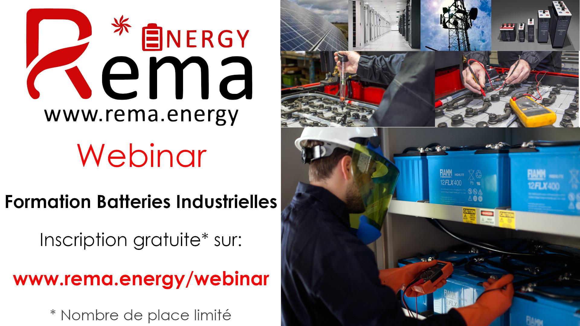 Webinar REMA ENERGY